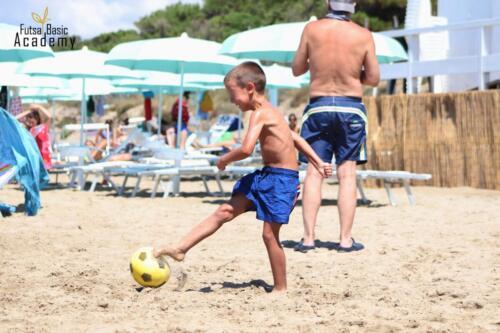 Futsal Basic Academy - Lido Sat29 Beach Club